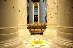 Scheich Zayed Grand Mosque Stockfoto