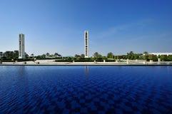 Scheich Zayed Grand Mosque Stockbild