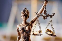 Scheiding en familierecht stock fotografie