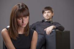 Scheidung Lizenzfreie Stockfotos