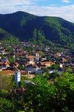 Scheii Brasovului Romania Fotografia Stock