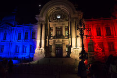 Scheinwerfer-internationales Festival Bukarest 2015 Lizenzfreies Stockbild