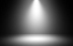 Scheinwerfereffekthintergrund Stockfoto