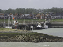 Schelde Royalty Free Stock Photography