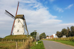 The Schellemolen in Damme Royalty Free Stock Images