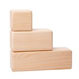 Schema di legno Fotografia Stock Libera da Diritti