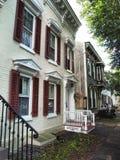 Schenectady, rua nova de Tork Fotografia de Stock Royalty Free