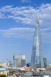 Scherbe in London Stockfotos