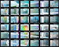 schermo Immagine Stock Libera da Diritti