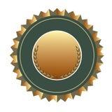 Schermo certificato Fotografia Stock