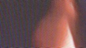 Schermo del TV al plasma Immagine Stock Libera da Diritti
