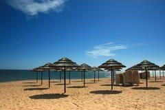 Schermo della spiaggia Fotografia Stock Libera da Diritti