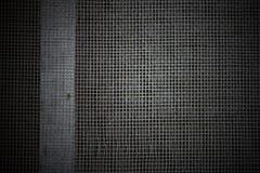 Schermo di cavo della zanzara Fotografie Stock
