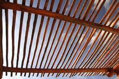 Schermo di Sun Fotografie Stock Libere da Diritti