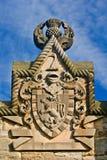 Schermo di William Wallace Fotografia Stock