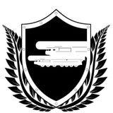Schermo e missile carrier-1 royalty illustrazione gratis