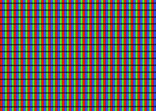 Schermo LED TV Fotografia Stock