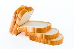 Scherp brood op een plaat Royalty-vrije Stock Afbeelding