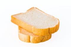 Scherp brood op een plaat Royalty-vrije Stock Fotografie