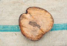 Scherp hout Stock Afbeeldingen
