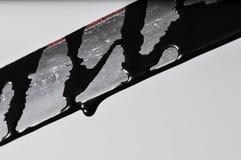 Scherp Katana Sword Blade royalty-vrije stock afbeeldingen