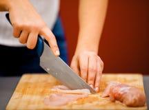 Scherp vlees Royalty-vrije Stock Fotografie