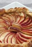 Scherpe appel Stock Fotografie