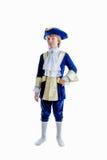Scherza il costume di carnevale fotografia stock
