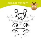 Scherza il gioco educativo illustrazione vettoriale