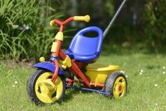 Scherza il triciclo Immagini Stock Libere da Diritti