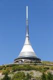 Scherzato (torre della trasmissione) Immagini Stock Libere da Diritti