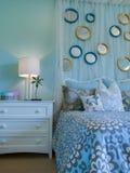 Scherzt Schlafzimmer Stockfoto