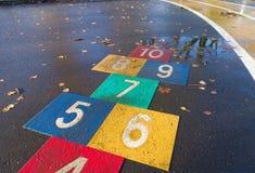 Scherzt Spielplatz Stockfoto