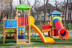 Scherzt Spielplatz Lizenzfreie Stockfotografie