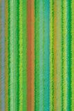 Schetsmatige de strepen abstracte vectorachtergrond van de kleur Stock Foto's