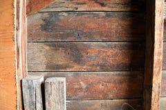 Scheunen-Innenwand Lizenzfreie Stockbilder