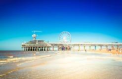 Free Scheveningen Beach, The Hague Royalty Free Stock Images - 136201079
