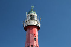 Scheveningen lighthouse, Netherlands Stock Photos