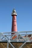Scheveningen lighthouse, Netherlands Royalty Free Stock Photo