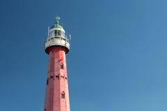 Scheveningen lighthouse, Netherlands Stock Images
