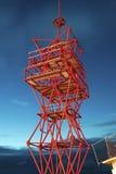 Scheveningen tower Stock Image