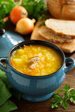 Schi-cabbage soup. Royalty Free Stock Images