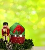 Schiaccianoci di Natale Fotografia Stock