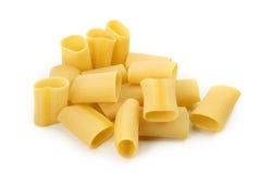 Schiaffoni pasta Stock Photos
