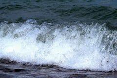 Schianto delle onde Fotografie Stock