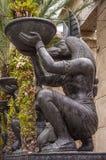 Schiavo della Sfinge Fotografie Stock Libere da Diritti