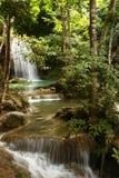Schicht des Wasserfalls Stockbilder