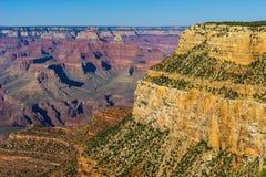 Schichten Grand Canyon s Lizenzfreie Stockfotografie