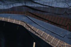 Schicke und stilvolle Klage Geschäft, Ausschnitt, klassisch, Eleganz b lizenzfreie stockbilder