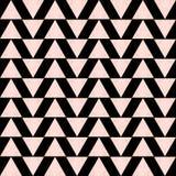 Schickes geometrisches Muster Stockfoto